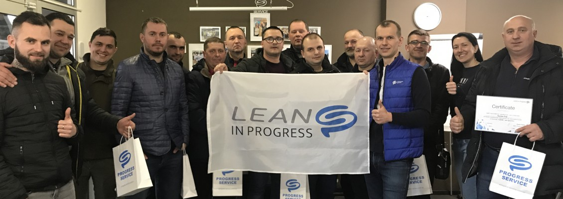 Lean-tour to the company