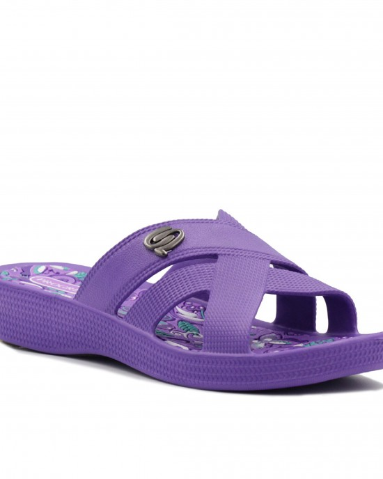 Slippers female Е129 wholesale